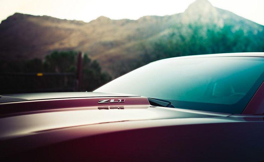 2012 Chevrolet Camaro ZL1 - Slide 10