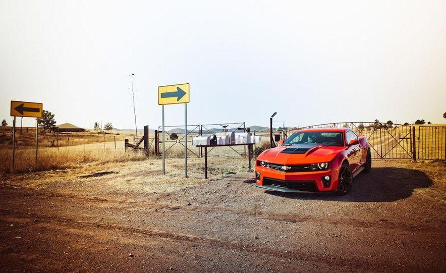 2012 Chevrolet Camaro ZL1 - Slide 20