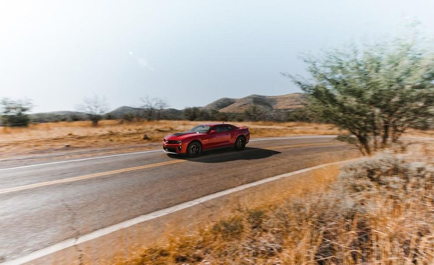 2012 Chevrolet Camaro ZL1 - Slide 23