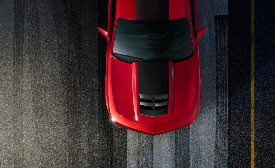 2012 Chevrolet Camaro ZL1 - Slide 49