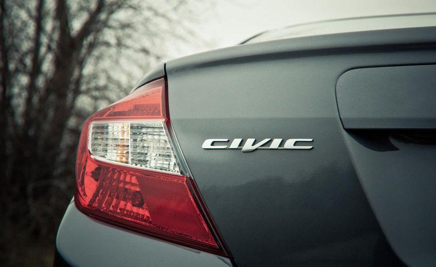 2012 Honda Civic CNG - Slide 6