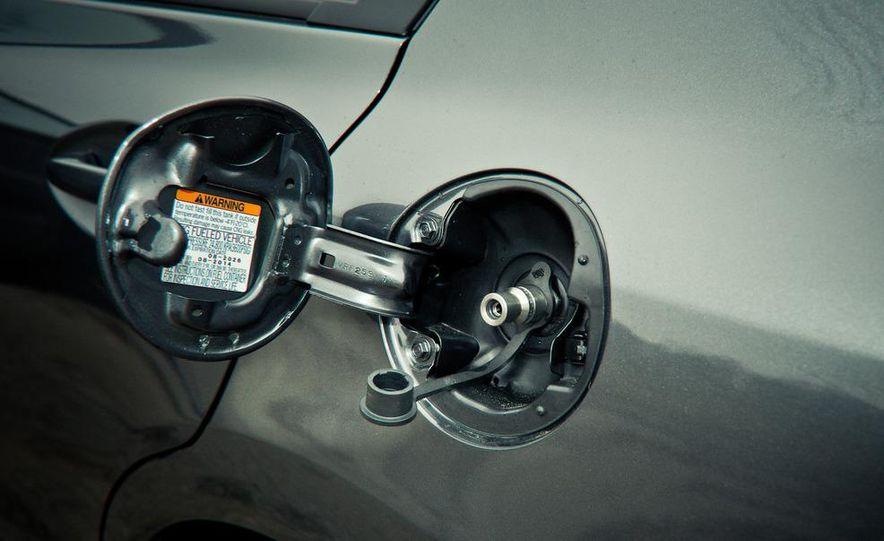 2012 Honda Civic CNG - Slide 20