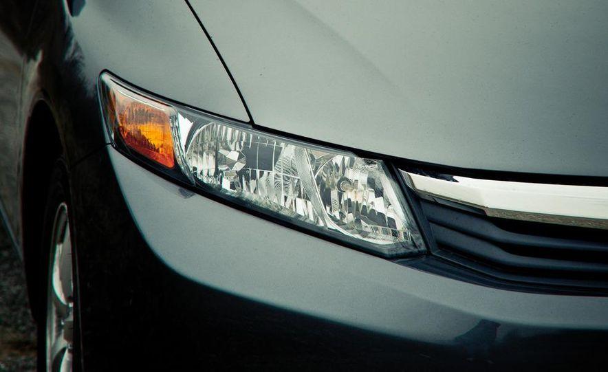 2012 Honda Civic CNG - Slide 9