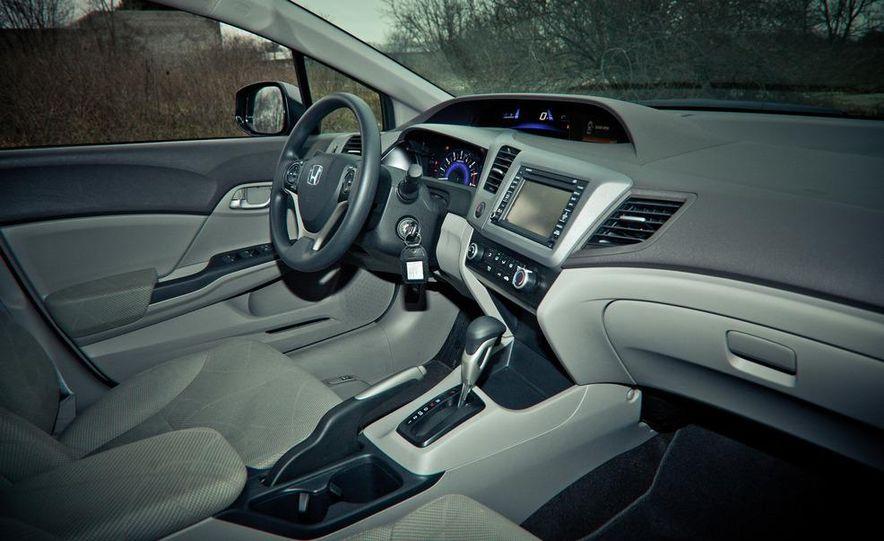 2012 Honda Civic CNG - Slide 14