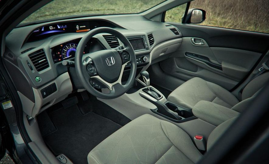 2012 Honda Civic CNG - Slide 16