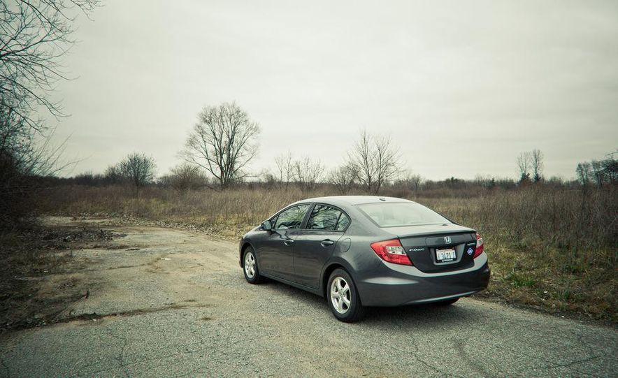 2012 Honda Civic CNG - Slide 3