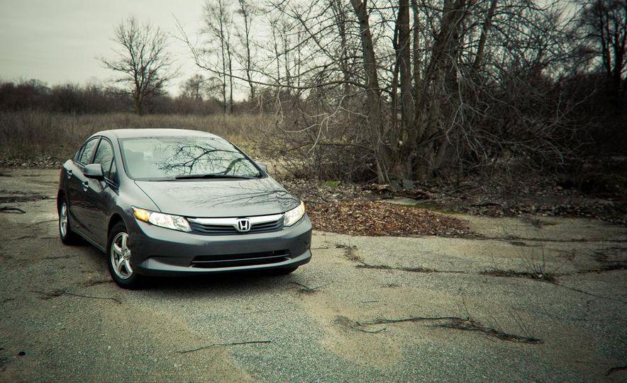 2012 Honda Civic CNG - Slide 17