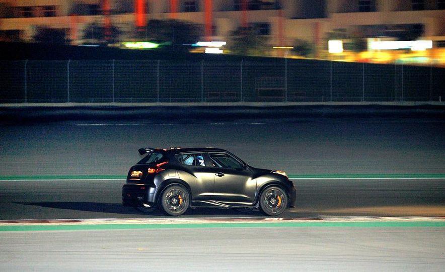458 Italia and Nissan Juke-R - Slide 52