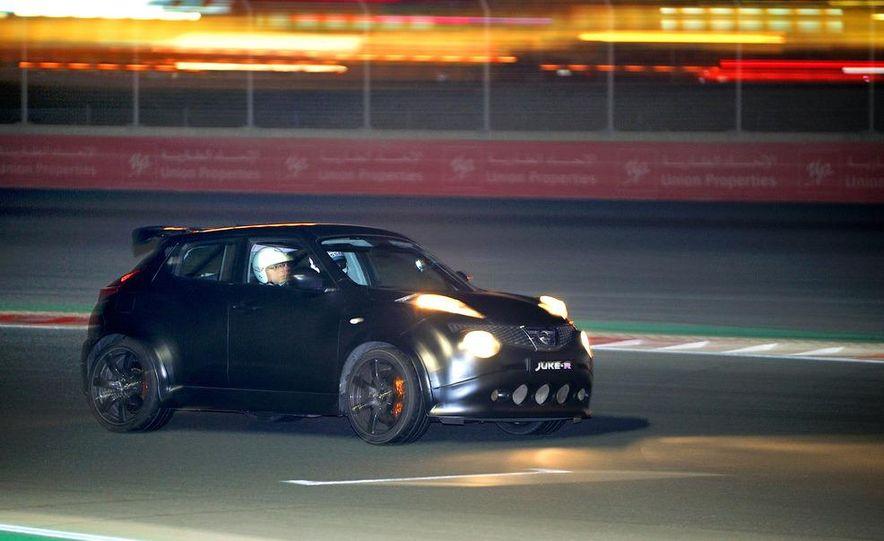 458 Italia and Nissan Juke-R - Slide 54