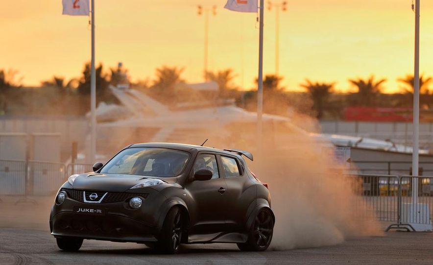 458 Italia and Nissan Juke-R - Slide 57