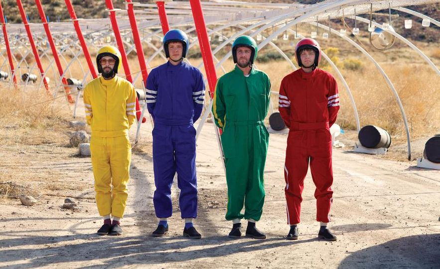 """Car Commercialism: The Making of OK Go's """"Needing/Getting"""" Music Video - Slide 2"""