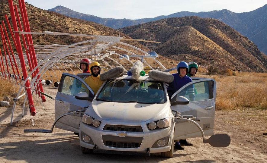 """Car Commercialism: The Making of OK Go's """"Needing/Getting"""" Music Video - Slide 3"""