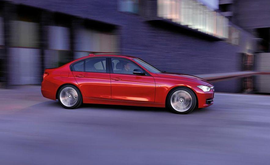 2012 BMW 335i Sport Line sedan (Euro-spec) - Slide 1