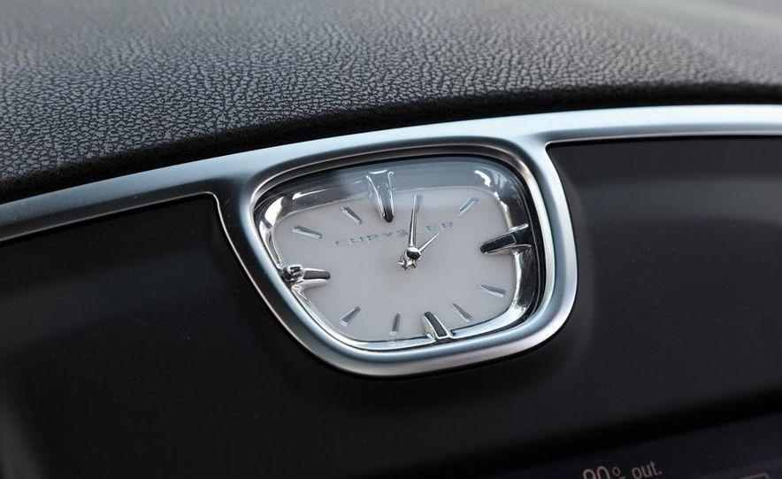 2012 Chrysler 300 Mopar '12 - Slide 61