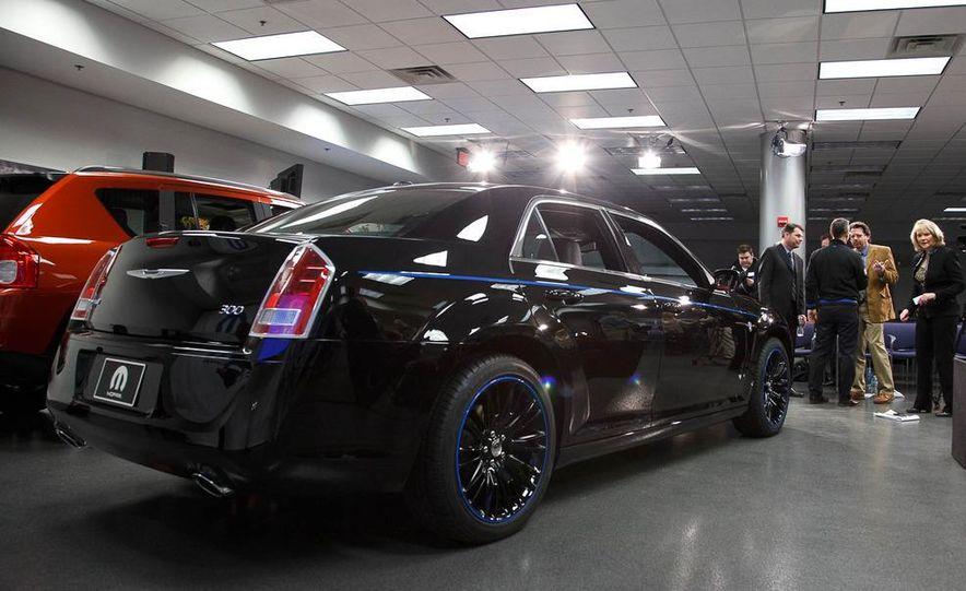 2012 Chrysler 300 Mopar '12 - Slide 12