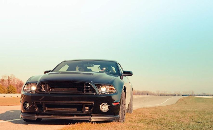 2013 Ford Mustang Shelby GT500 - Slide 26