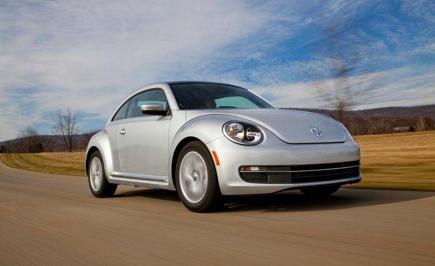 2013 Volkswagen Beetle TDI - Slide 1