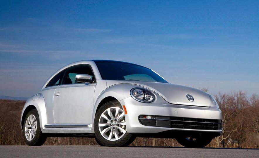 2013 Volkswagen Beetle TDI - Slide 3
