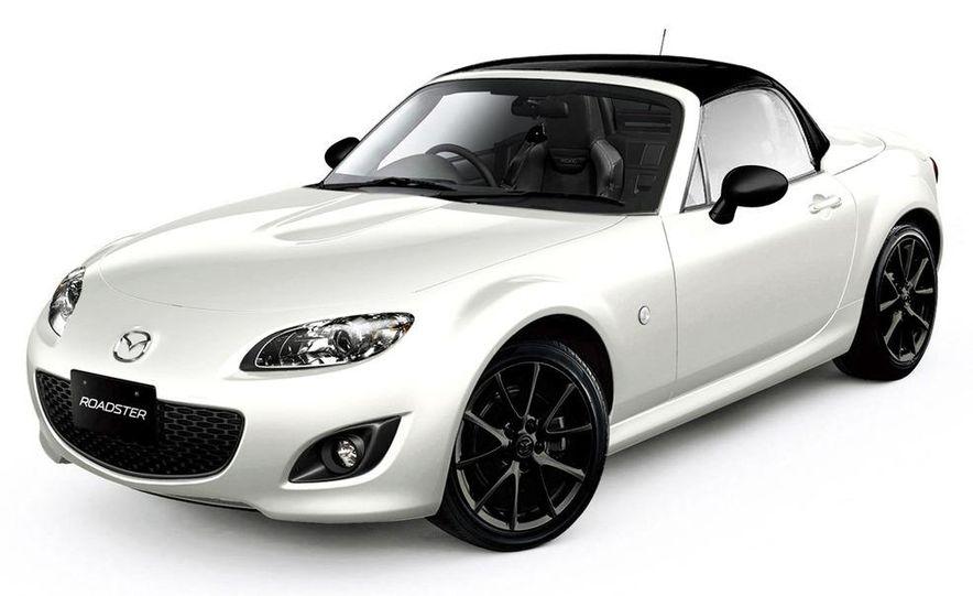 2012 Mazda MX 5 Miata Special Edition - Slide 11