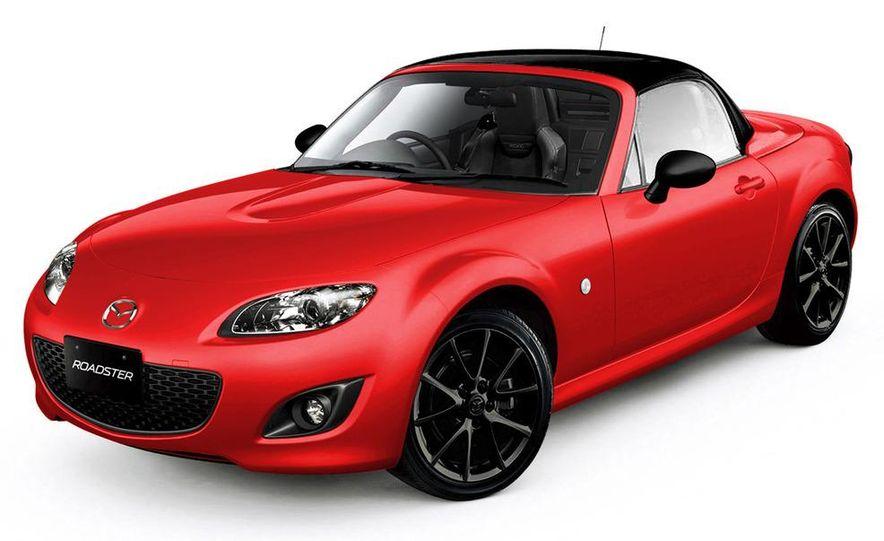 2012 Mazda MX 5 Miata Special Edition - Slide 13