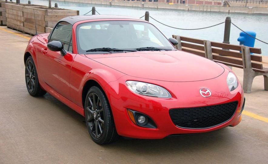 2012 Mazda MX 5 Miata Special Edition - Slide 8