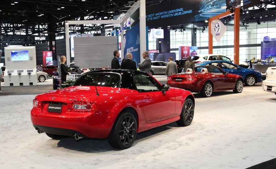 2012 Mazda MX 5 Miata Special Edition - Slide 3