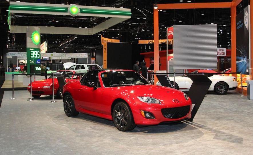 2012 Mazda MX 5 Miata Special Edition - Slide 1