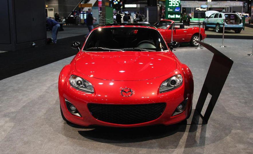 2012 Mazda MX 5 Miata Special Edition - Slide 2