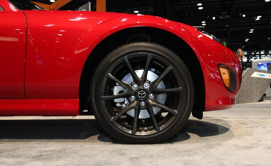 2012 Mazda MX 5 Miata Special Edition - Slide 6