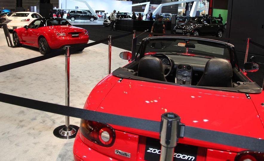 2012 Mazda MX 5 Miata Special Edition - Slide 7