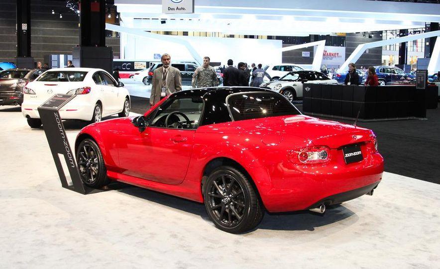 2012 Mazda MX 5 Miata Special Edition - Slide 4