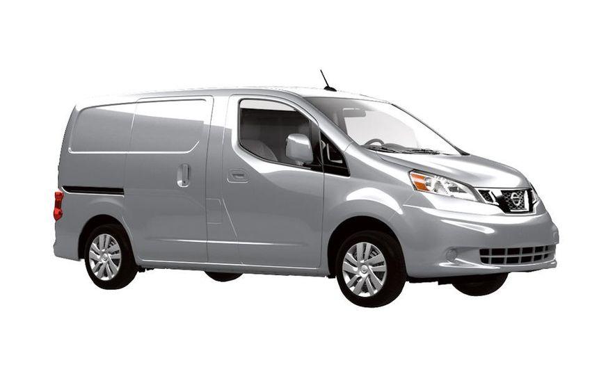 2013 Nissan NV200 - Slide 9