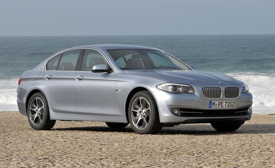2012 BMW ActiveHybrid 5 - Slide 3