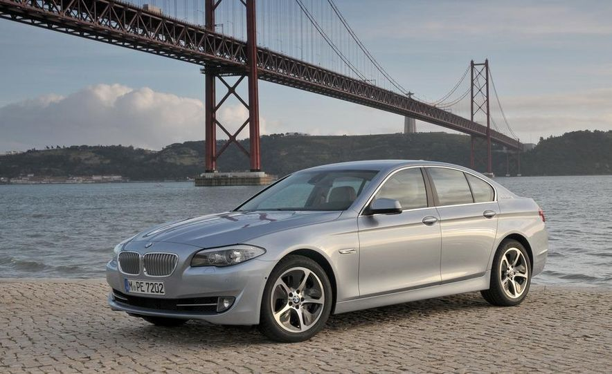 2012 BMW ActiveHybrid 5 - Slide 5