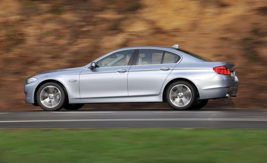 2012 BMW ActiveHybrid 5 - Slide 6