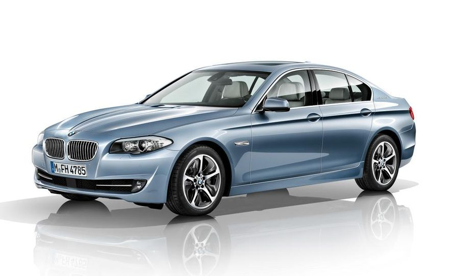 2012 BMW ActiveHybrid 5 - Slide 38