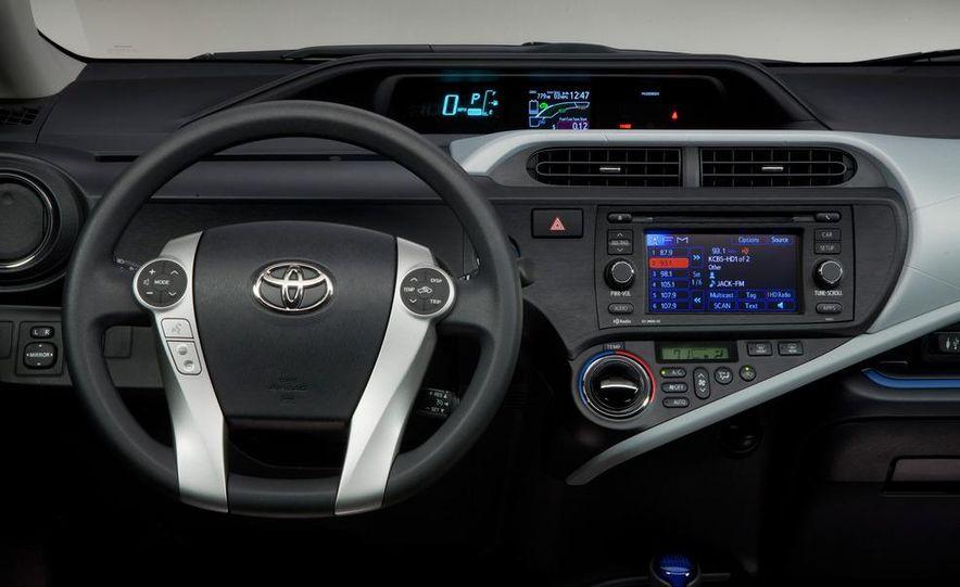 2012 Toyota Prius C - Slide 13
