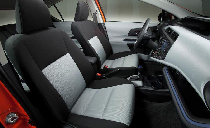 2012 Toyota Prius C - Slide 14