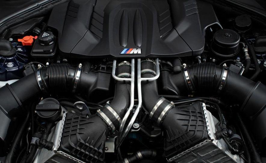 2013 BMW M6 coupé - Slide 57
