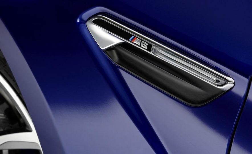 2013 BMW M6 coupé - Slide 52