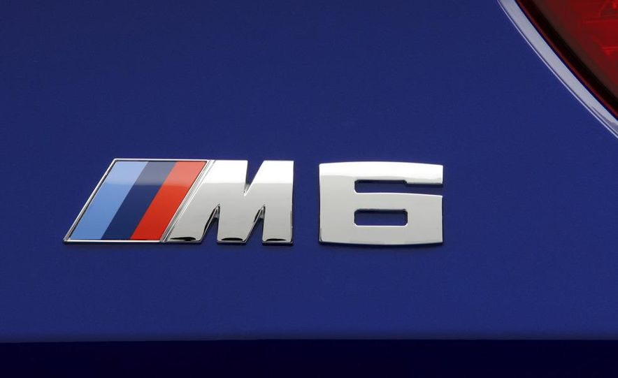 2013 BMW M6 coupé - Slide 53