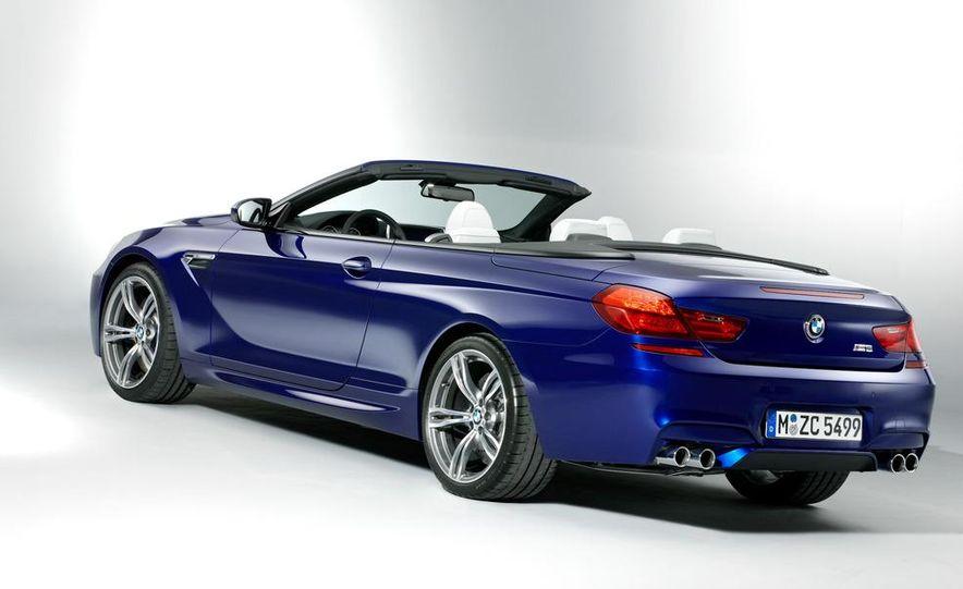 2013 BMW M6 coupé - Slide 43