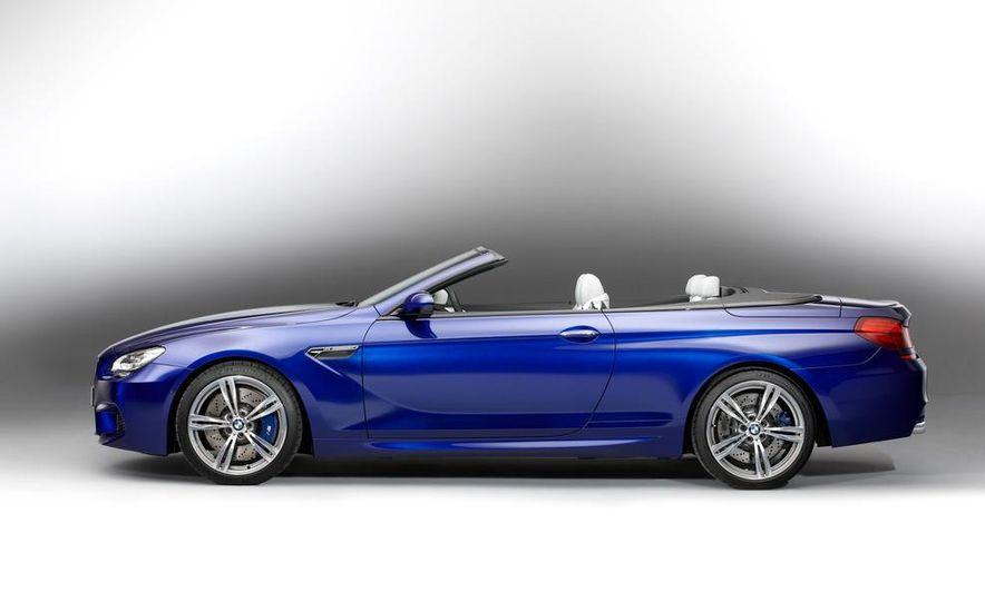2013 BMW M6 coupé - Slide 44