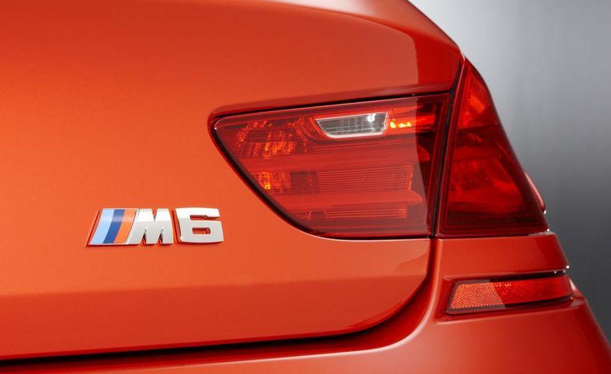2013 BMW M6 coupé - Slide 38