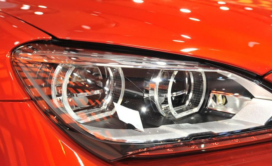 2013 BMW M6 coupé - Slide 15