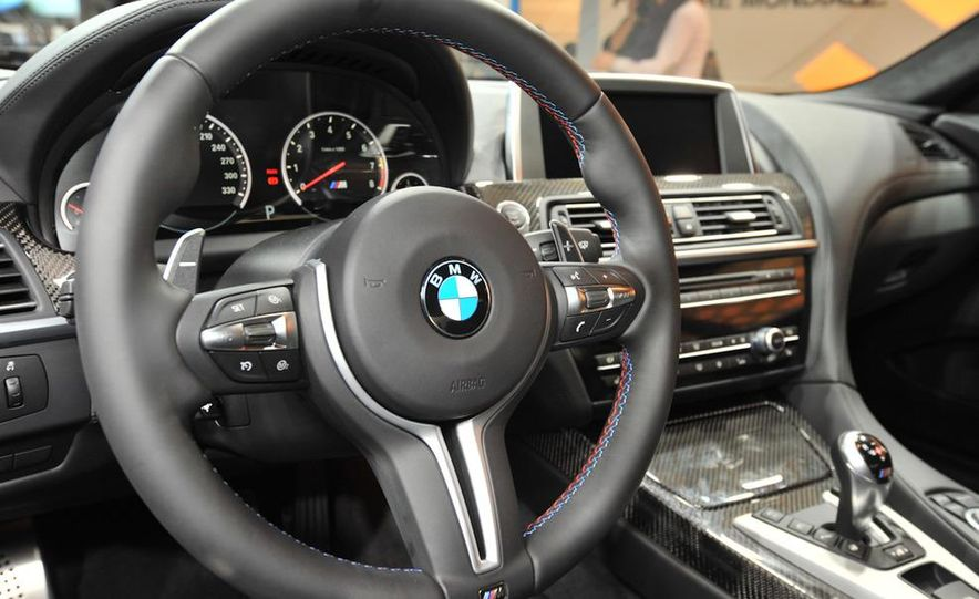 2013 BMW M6 coupé - Slide 18