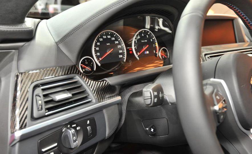 2013 BMW M6 coupé - Slide 19