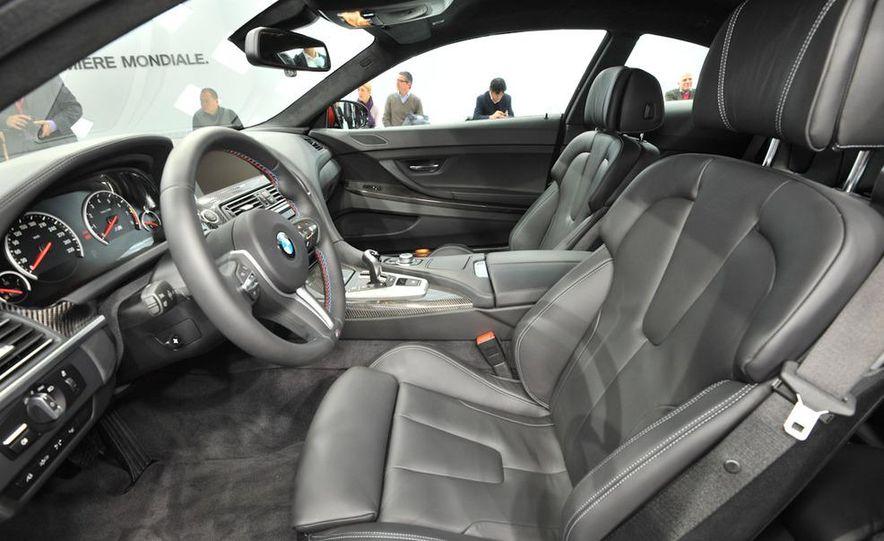 2013 BMW M6 coupé - Slide 20