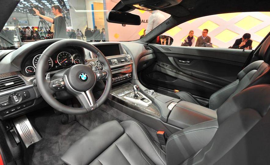 2013 BMW M6 coupé - Slide 21