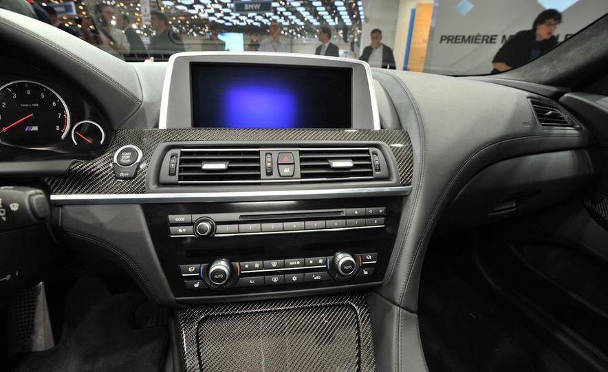 2013 BMW M6 coupé - Slide 24